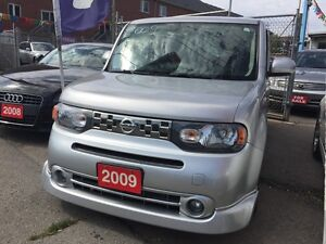 2009 Nissan Cube 1.8 SL Push-to-start Proximity Key AUX input MI