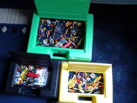 Knex building kits x3