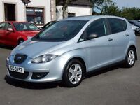 2006 Seat altea 1.9 tdi reference sport with only 79000 miles, motd nov 2016