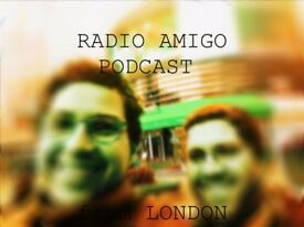 Radio amigo podcast looking for panelists