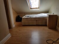 nice single room double bed near stratford plasitow london