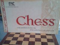 Wooden Chess Set - Battle of Bannockburn
