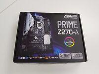 NEW ASUS PRIME Z270-A Intel Socket 1151 Motherboard