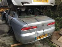 ALFA ROMEO 156 TURISMO JTD 2004- FOR PARTS ONLY