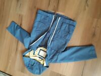 Boys jacket waterproof 3-4 years excellent condition