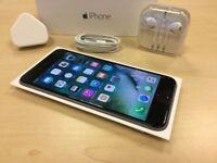 Space Grey Apple iPhone 6s Plus 16GB Factory Unlocked Mobile Phone + Warranty