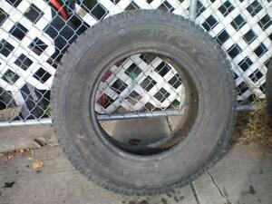 1 Toyo AT Open Country Tire * LT265 70R17 121/118S * $30.00 .  M+S / All Season Tire ( used tire )