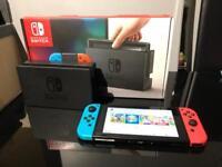 Nintendo Switch like new