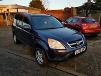 2003 Honda Crv 2.0 automatic Petrol Half price sale Full History Year Mot Superb drive £1399 bargain