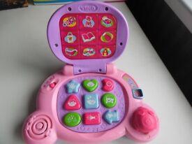 VTech Babys First Laptop
