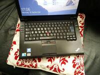 IBM T410 - 256GB SSD, 6GB RAM, i5 Quad Core