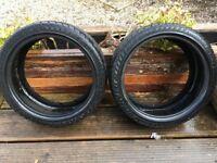 Marshal Power Racer II Tyres
