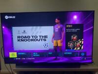"""Xbox series X used & 6 week old LG C1 48""""TV"""