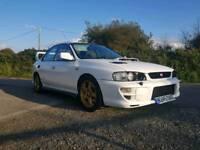1996 Subaru Impreza UK Turbo
