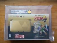 3DS XL: The Legend of Zelda: Link Between Worlds (VGA U95)