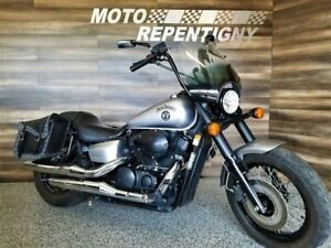 2016 Honda VT750C2BD Shadow Phantom Bobber