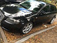 Audi A3 2007 1.9 tdi engine code bxe sportbackand 3 door breaking bumpers doors all parts