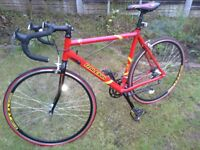 Raleigh Airlite Bicycle, hardly used and in great condition