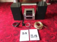 Philips MCD 908 Home Theatre System
