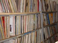 Ex Record Shop Stock Complete Warehouse Vinyl CDs Cassettes approx 150,000 items
