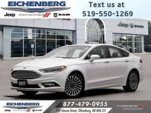 2017 Ford Fusion SE *ALL WHEEL DRIVE*
