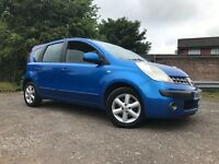 Nissan Note 1.4 Full Years Mot With No Advisorys Full Service History And Timing Chain Done Recently