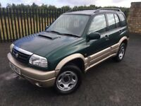 2003 03 SUZUKI GRAND VITARA 2.0 TD *AUTOMATIC, DIESEL 4x4* 5 DOOR - VERY GOOD EXAMPLE!