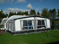 Camptech Eleganza DL seasonal awning size 13 (950-975)