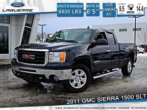 2011 GMC Sierra 1500 **SLT*4X4*CUIR*CAMERA*CRUISE*A/C**