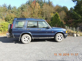 Land Rover Discovery 2001 4x4