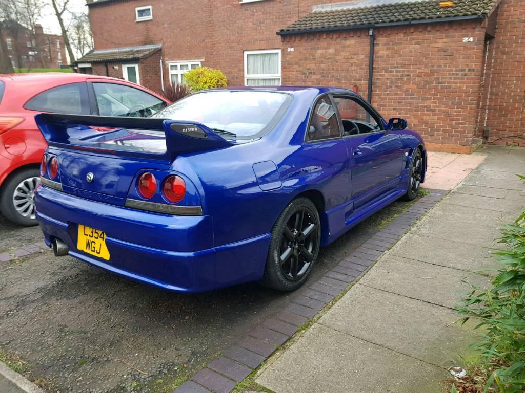 Nissan Skyline R33 Gtst Manual Quick Sale In Edgbaston West Midlands Gumtree