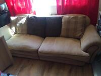 Four Seater Sofa - Free
