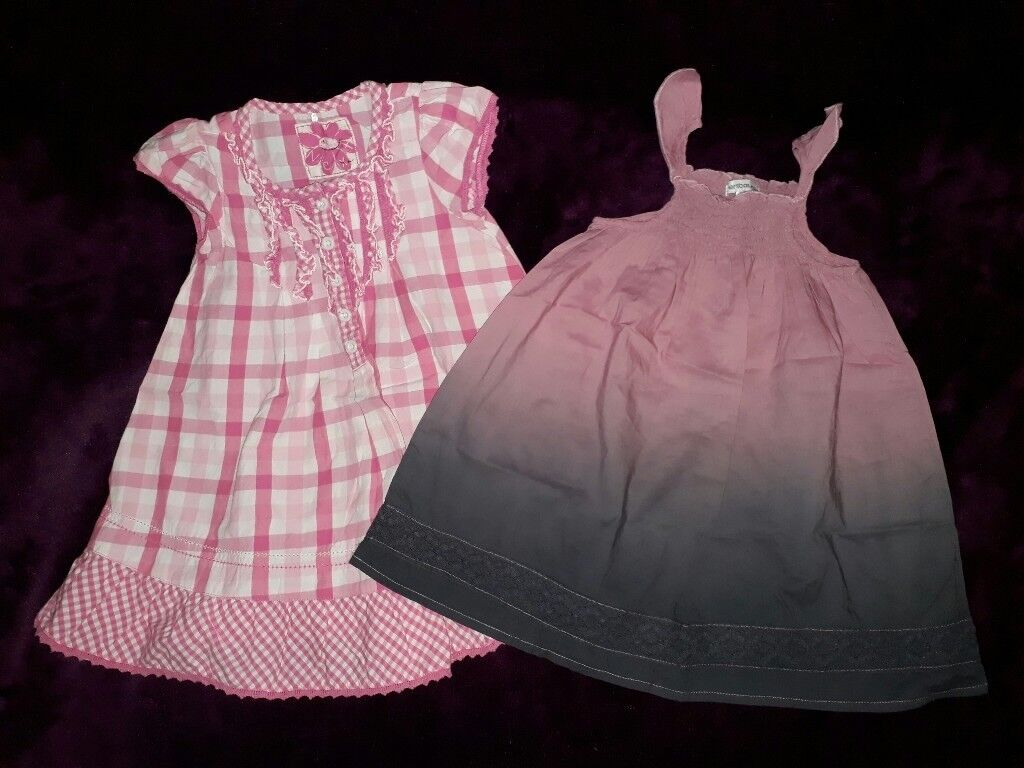 Baby Girl Clothes Bundle Age 18 24 Months Couple Of Items Age 2 3