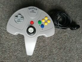 N64 controller - Superpad 64