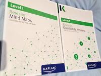 CFA Level 1 Exercises and Mind Maps