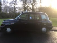 TX11 Black Taxi