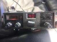 CB radios 40 channel fm