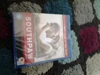 new and sealed south paw blu ray £2