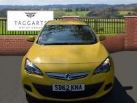 Vauxhall Astra GTC SPORT S/S (yellow) 2012-09-28
