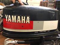 Yamaha 4hp Short Shaft Outboard Engine