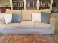 Collins and Hayes Venetia Large Sofa Set