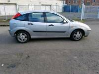 FORD FOCUS 1.4 Hatchback 5 Doors + 1YEAR MOT And LOW MILEAGE