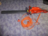 Flymo easycut 6000XT hedge trimmer