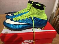 Kids football boots sizes 5.5
