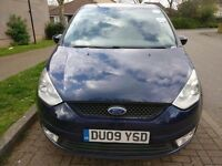 PCO Ford Galaxy for Sale, Automatic 2 litre diesel, PCO till 25/07/2017 In Good Condition