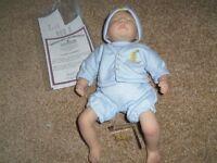 Ashton Drake Lullaby Goodnight collectible doll