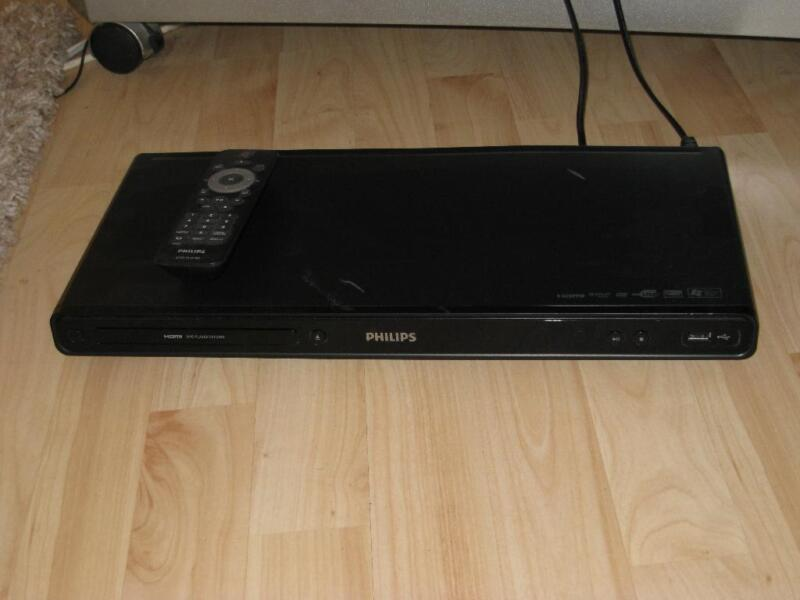 philips dvd player dvp5992 hdmi usb divx in bergedorf. Black Bedroom Furniture Sets. Home Design Ideas
