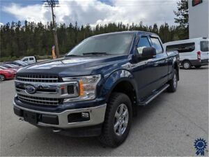 2018 Ford F-150 XLT XTR Supercrew 4X4 w/6.5' Box, 5.0L V8 Gas