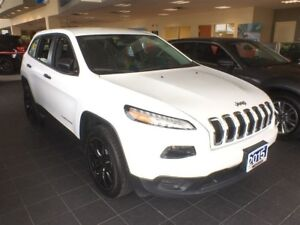 2015 Jeep Cherokee SPORT*ALLOYS*COLD WEATHER GROUP**