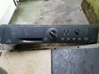 Hotpoint Aquarius wdl 520 front panel include buttons